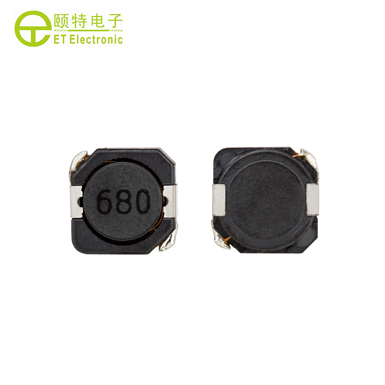 小焊盘大电流贴片功率电感EDRH104R
