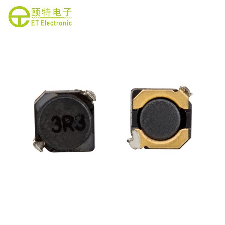小尺寸大电流屏蔽绕线电感路由器专用电感EDRH3D16