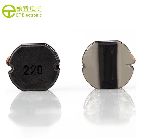 非屏蔽绕线功率贴片电感-ED73