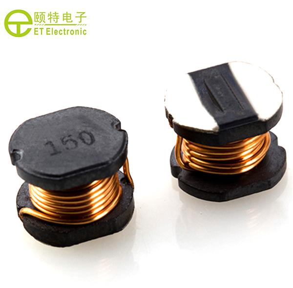 非屏蔽绕线功率贴片电感-ED52