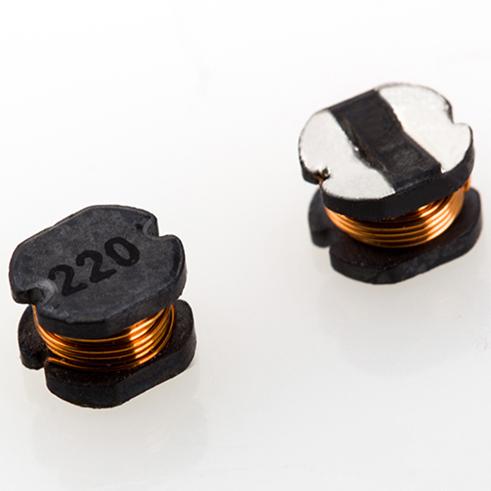 非屏蔽绕线功率贴片电感-ED107