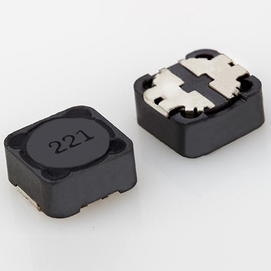 大焊盘大电流屏蔽功率电感汽车导航专用电感EDRH129