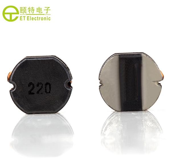 非屏蔽绕线功率贴片电感-ED105