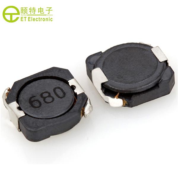 大电流小焊盘屏蔽贴片功率电感-EDRH105R