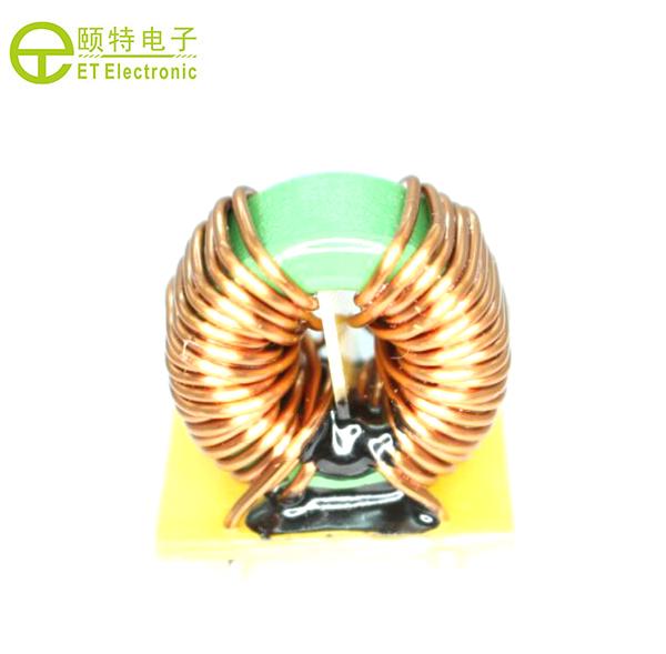 车机专用大电流共模非晶-磁环电感